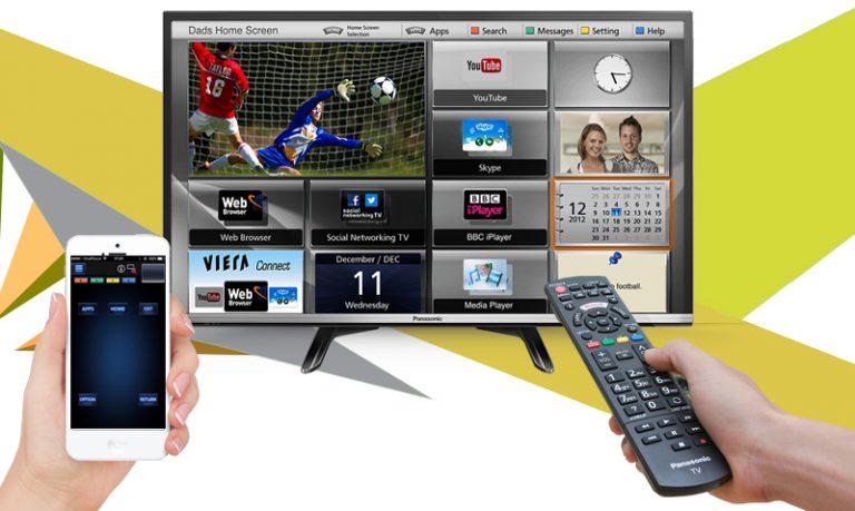 Hỗ trợ kết nối điện thoại với tivi một cách linh hoạt