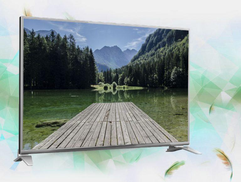 Tivi Panasonic full HD TH-49DS630V với thiết kế thanh mảnh, tinh tế