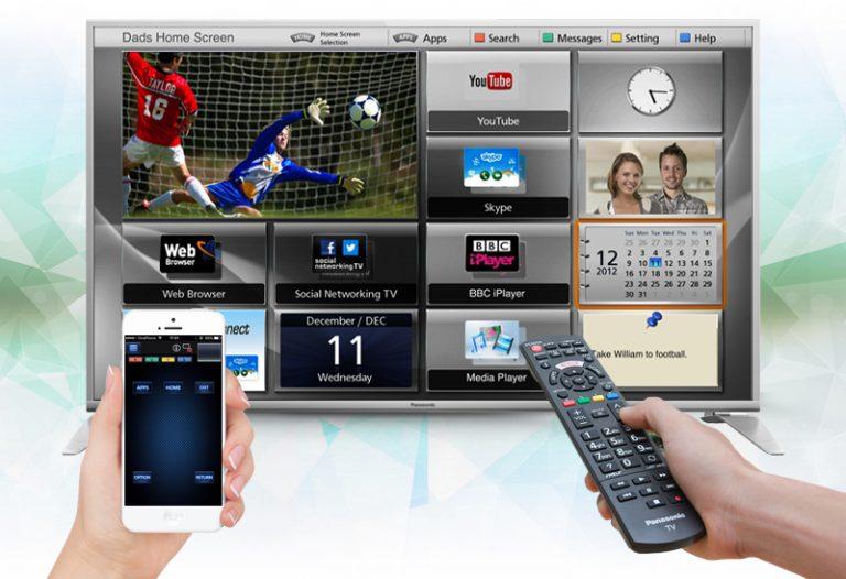 Hỗ trợ điều khiển tivi một cách thuận lợi