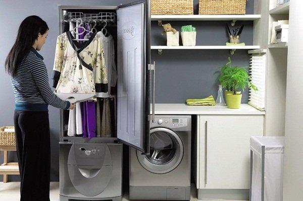 Máy giặt sấy khô là gì?