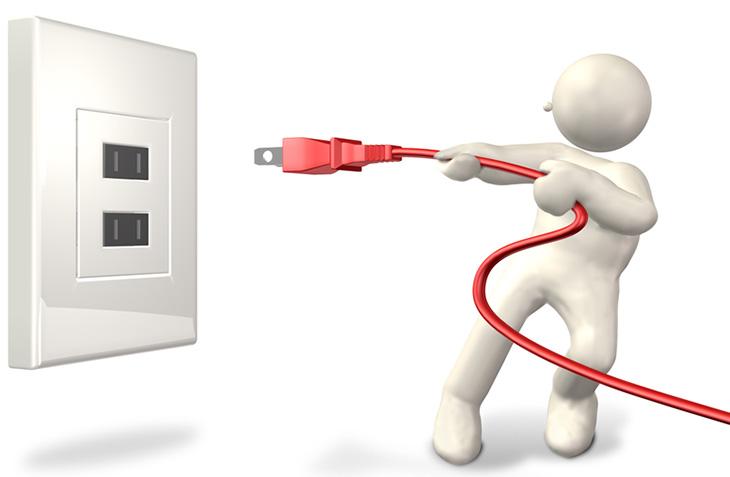 Cách xử lý khi gặp sự cố hỏng hóc dây điện
