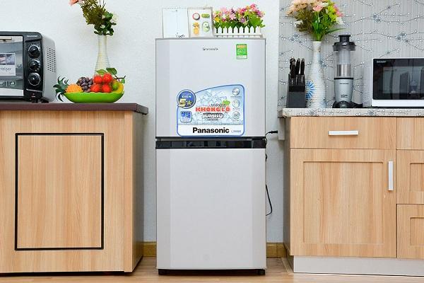 Tủ lạnh phù hợp với mọi nội thất căn bếp giúp bạn biết có nên mua tủ lạnh panasonic