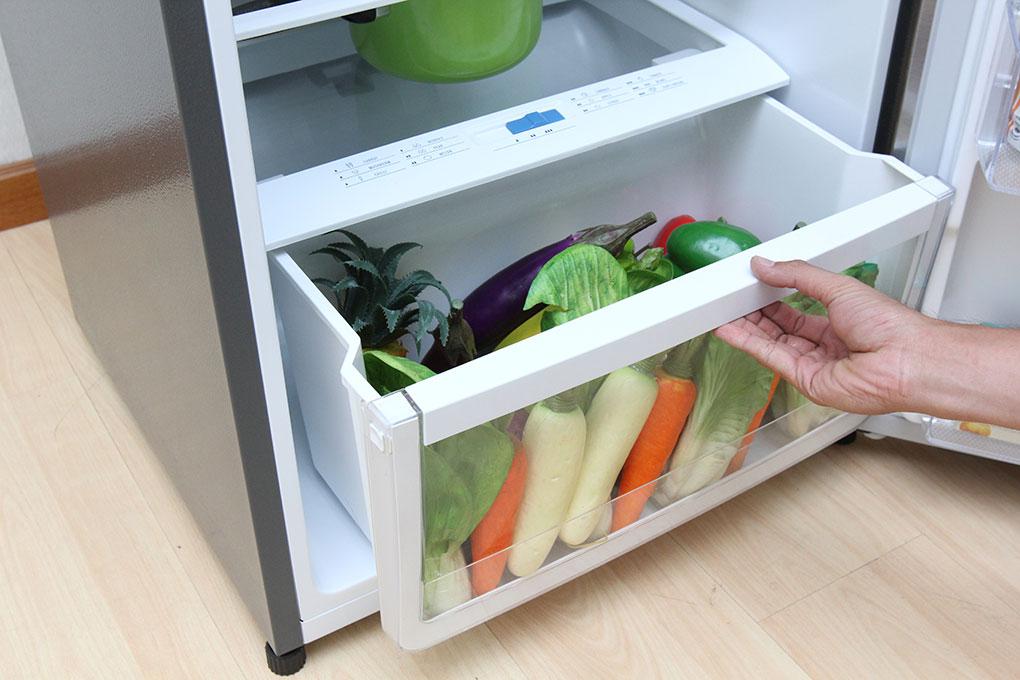 Dễ dàng sắp xếp thực phẩm trong khi bảo quản
