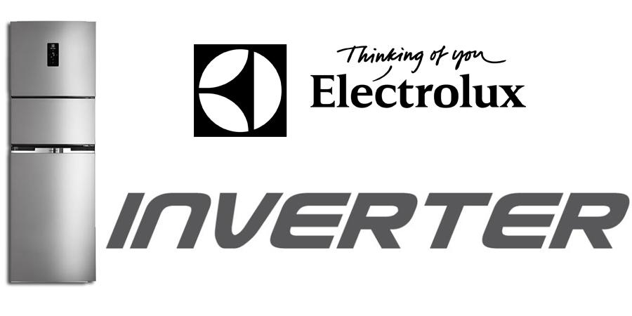 Tủ lạnh Electrolux inverter EME2600MG với thiết kế hiện đại, sang trọng