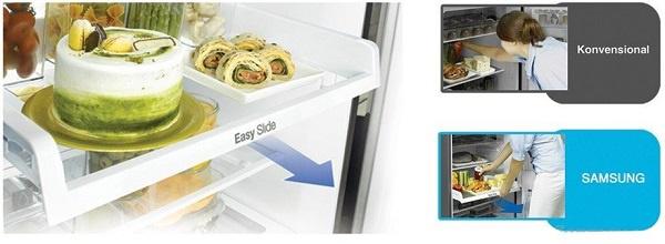 Ưu điểm nổi bật của tủ lạnh Samsung công nghệ Inverter so với các sản phẩm khác