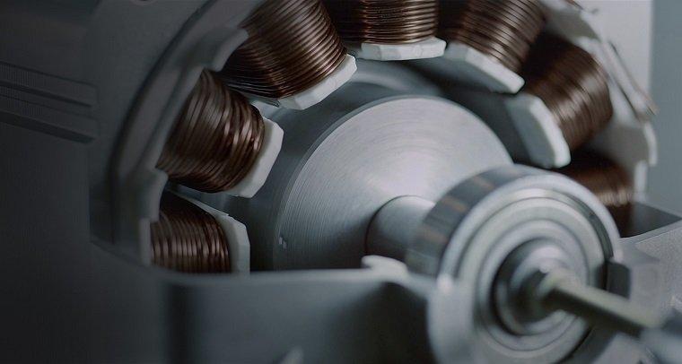 Cấu tạo máy giặt Inverter được thiết kế hiện đại, hiệu quả