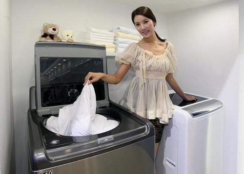 Ưu điểm của máy giặt Inverter