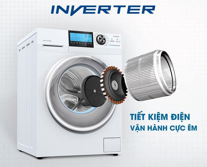 Máy giặt inverter là gì? Tại sao nên lựa chọn máy giặt được trang bị công nghệ Inverter