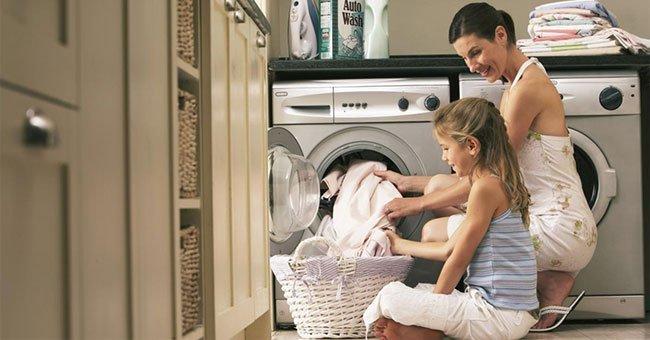 Nhà có trẻ em nên lựa chọn máy có công suất lớn hơn