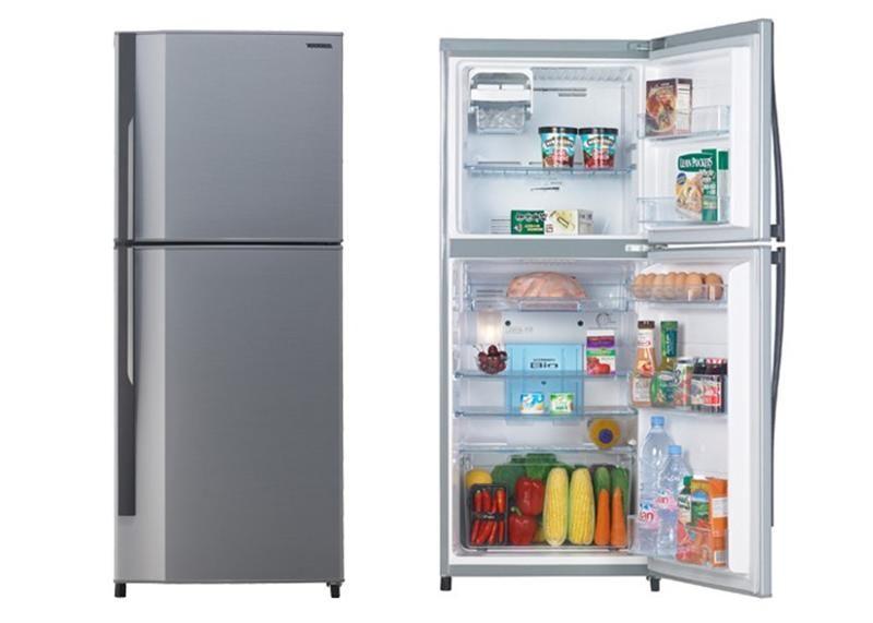 Tủ lạnh thiết kế ngăn đá đặt phía trên