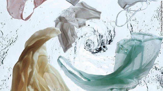 Quần áo sạch và nhanh khô hơn nhờ có công nghệ quay hiện đại