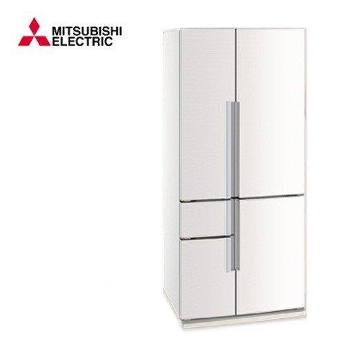 Thiết kế hiện đại, sang trọng của tủ lạnh side by side Mitsubishi Electric MR-Z65W-CW