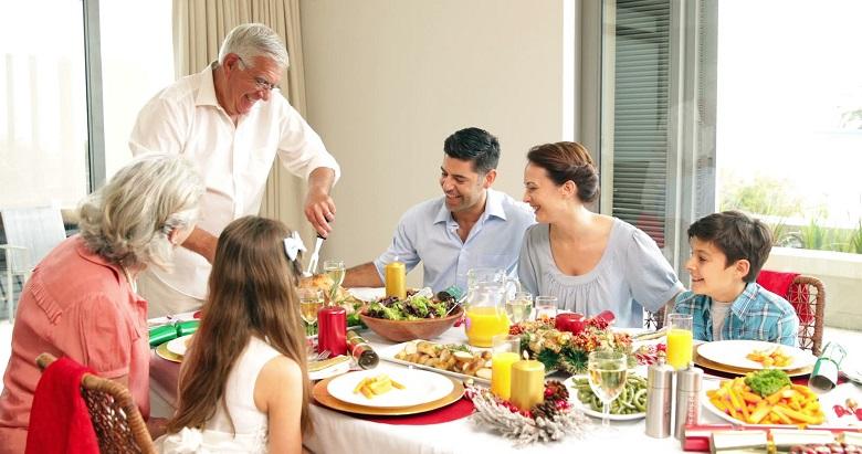 Tủ lạnh phù hợp với các gia đình số lượng thành viên lớn hơn 7