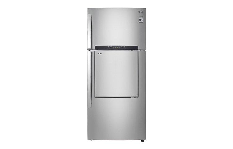 Kiểu dáng hiện đại, thu hút của tủ lạnh LG GR-L502SD 438 Lít