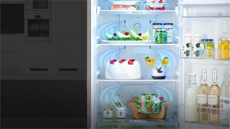 Làm lạnh thông minh với tủ lạnh LG inverter GR-L502SD
