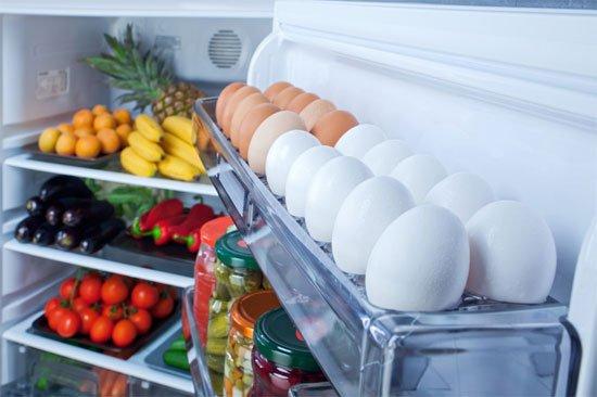 Rau củ trước khi bảo quản trong tủ lạnh cần nhặt sạch lá hỏng à làm ráo nước để tránh bị hỏng