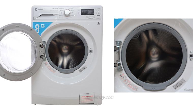 So sánh máy giặt LG và Electrolux về công nghệ