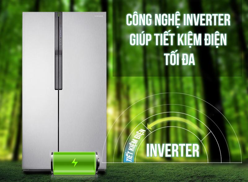 Công nghệ inverter giúp tiết kiệm điện tối đa