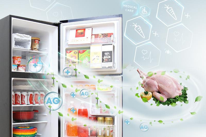 Công nghệ kháng khuẩn Hygiene fresh + TM vô cùng lợi hại