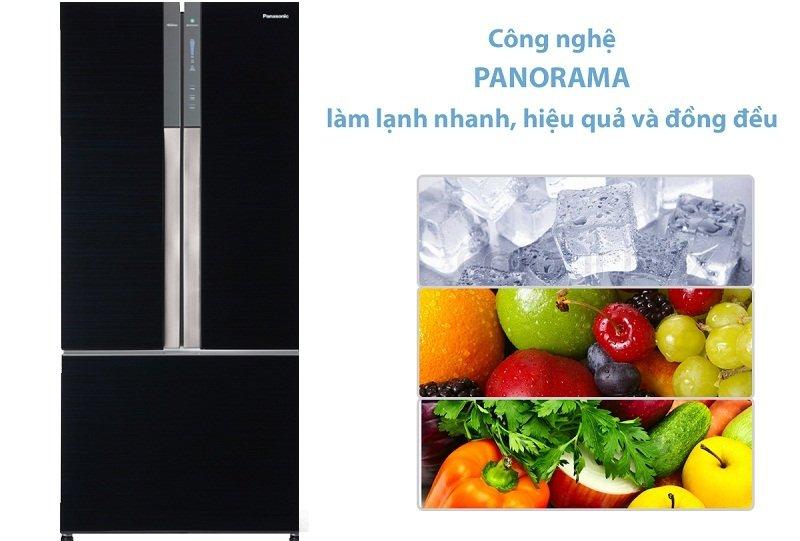 Không gian bảo quản thực phẩm hoàn hảo nhất với tủ lạnh CY558GKVN