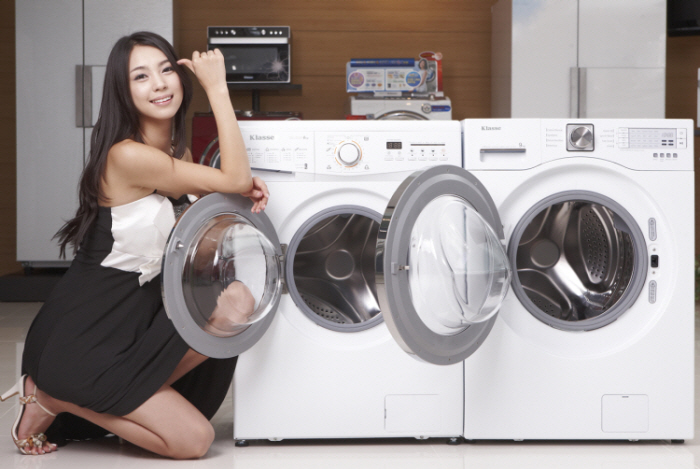 Các thiết bị máy giặt cửa trước có mức giá rẻ
