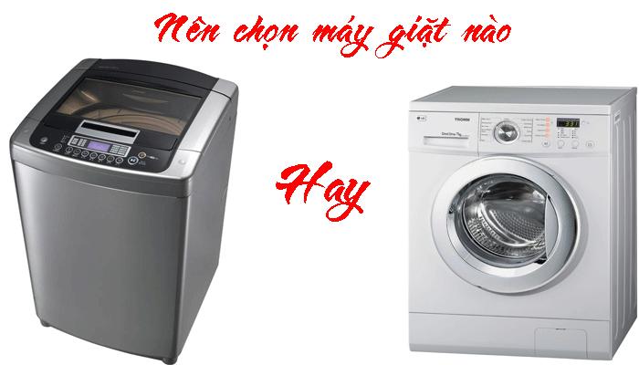Ưu, nhược điểm của máy giặt thiết kế cửa phía trước