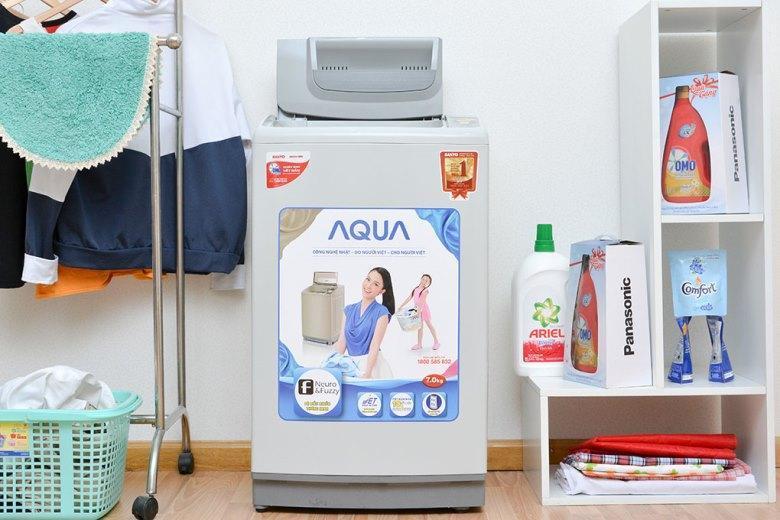 Thiết kế ấn tượng của cửa máy và vỏ ngoài máy giặt