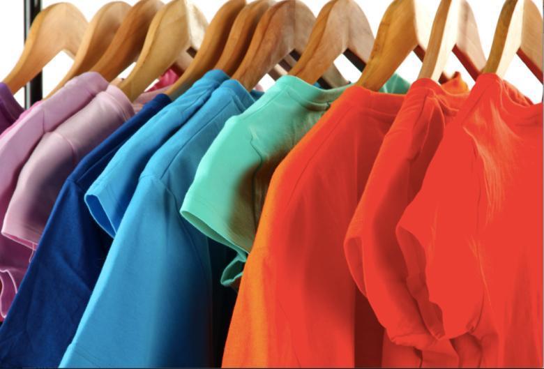 Nhờ các công nghệ hiện đại nên quần áo lúc nào cũng sạch sẽ
