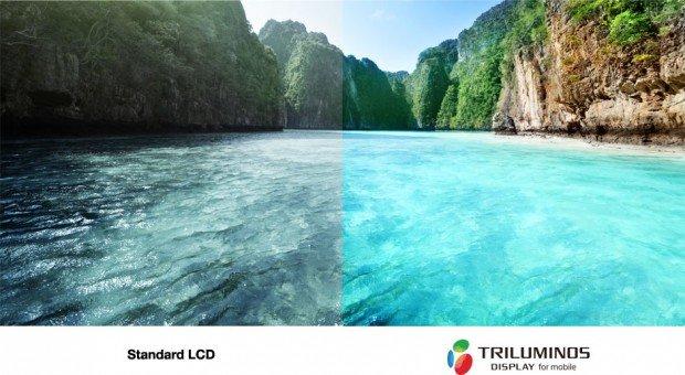 Sự khác biệt của công nghệ TRILUMINOSTM
