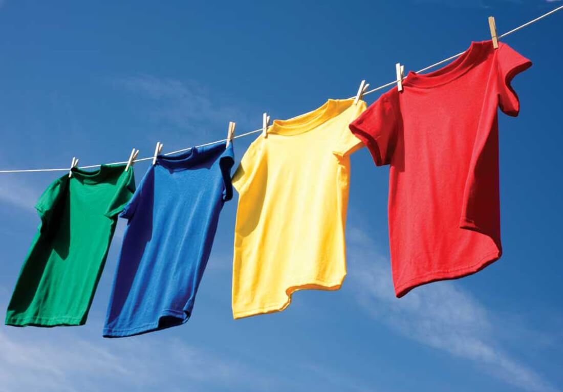 Quần áo luôn được sạch thơm như mới