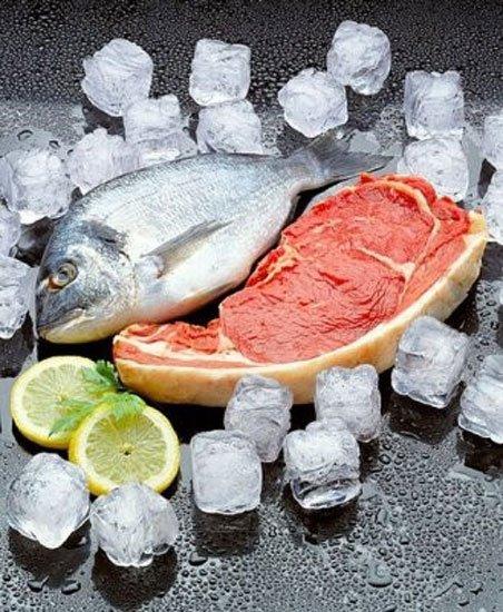 Thịt cá sau khi rã đông không nên tiếp tục bảo quản lại