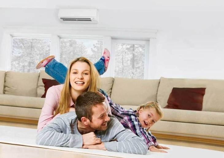 Cách lựa chọn máy lạnh tốt phù hợp với không gian