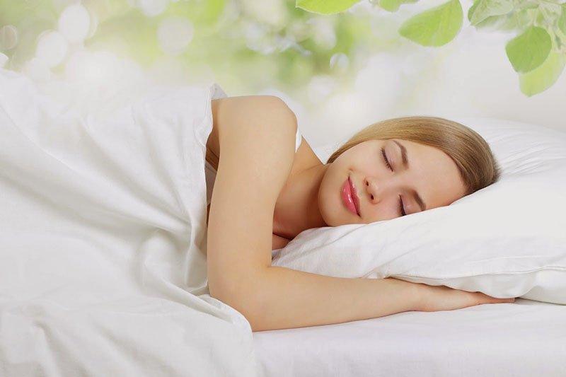 Chế độ vận hành êm ái khi ngủ