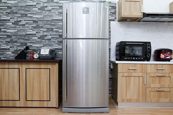 Tủ lạnh Electrolux sở hữu thiết kế nổi bật, sang trọng