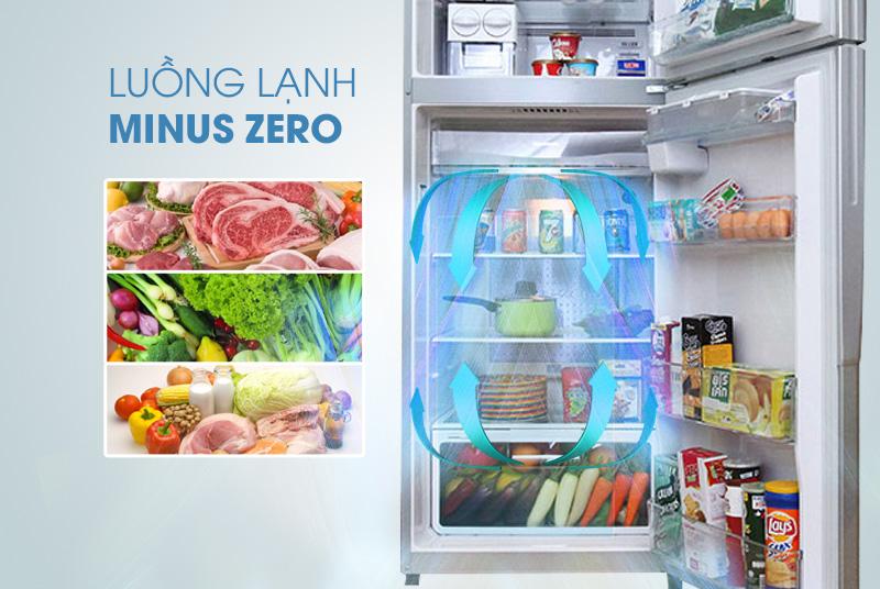 Tủ lạnh Hitachi sở hữu công nghệ làm lạnh và kháng khuẩn tiên tiến