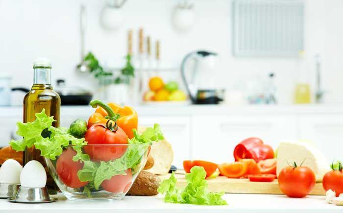 Đặc tính kháng khuẩn tuyệt đối giúp bảo quản thực phẩm tươi ngon đảm bảo sức khỏe cho gia đình bạn