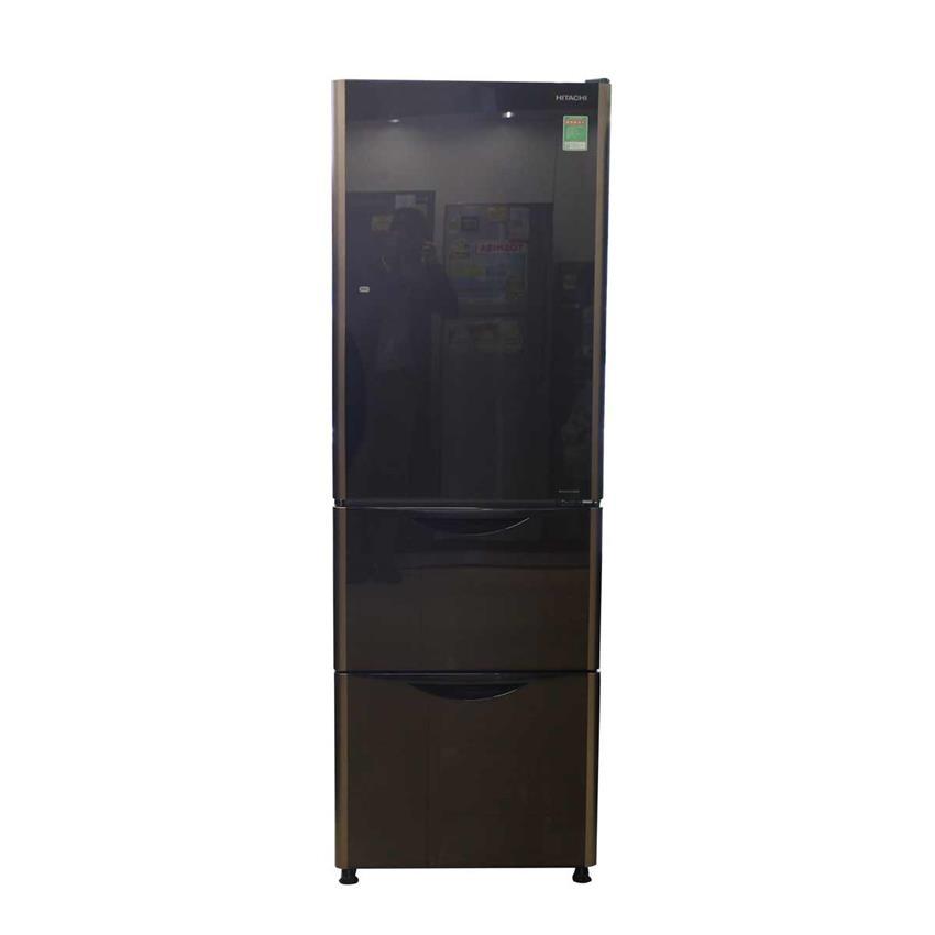 Thiết kế bên ngoài tinh tế, sang trọng của chiếc tủ lạnh Hitachi 32FPGV (GBW)