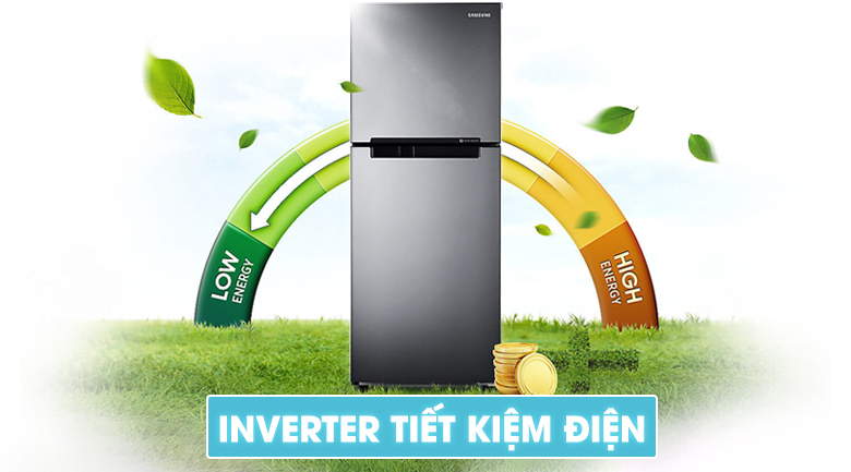 Công nghệ Inverter siêu tiết kiệm điện, vận hành êm ái và bền bỉ