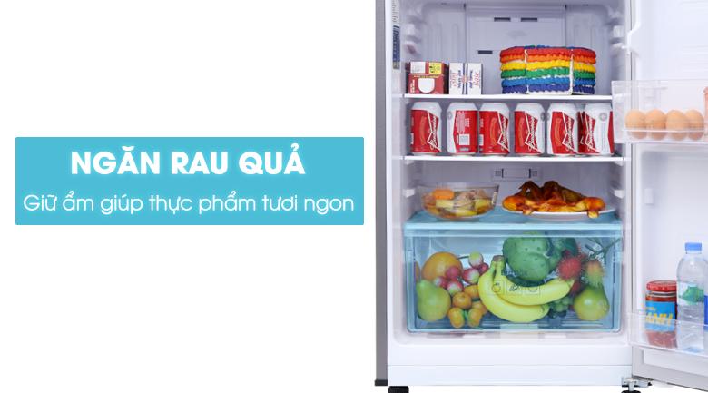 Bảo quản tốt hơn với hộc rau quả giữ ẩm
