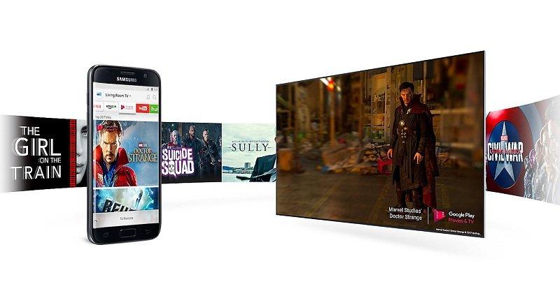 Điều khiển tivi qua ứng dụng điện thoại một cách dễ dàng