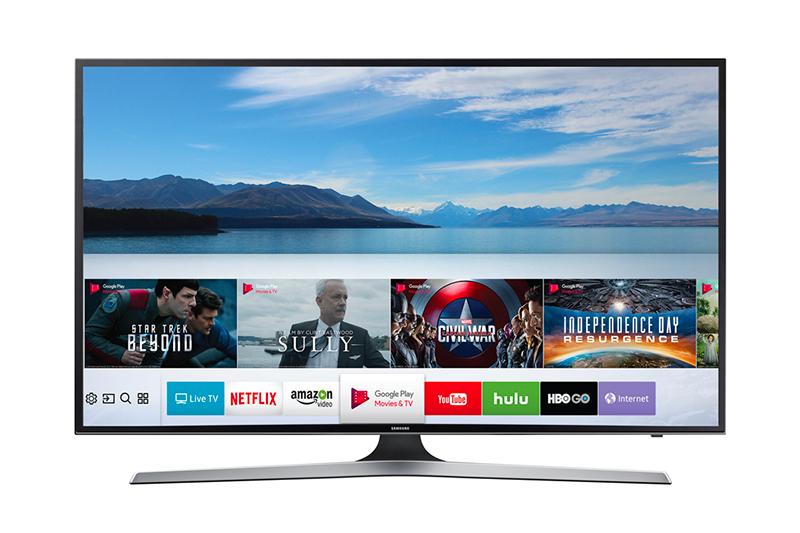 Trải nghiệm thú vị với hệ điều hành Tizen với smart tivi 49MU6103