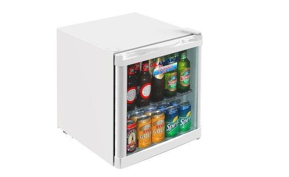 Tủ mát Alaska LC-50 kiểu dáng mini nhỏ gọn