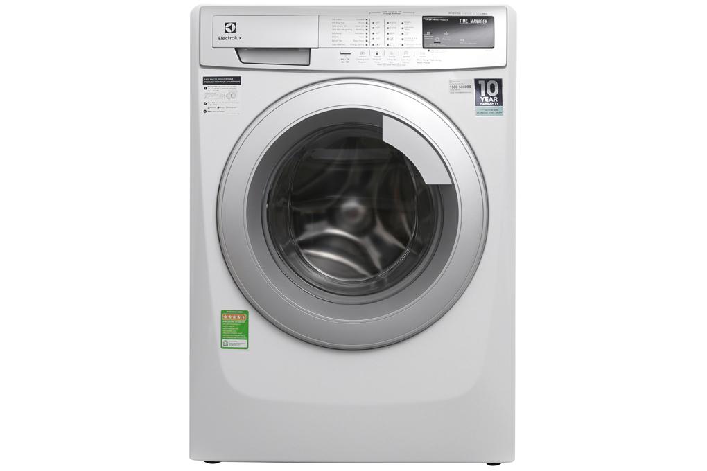 Máy giặt Electrolux Inverter 9kg EWF12944 có thiết kế hoàn hảo, hiện đại