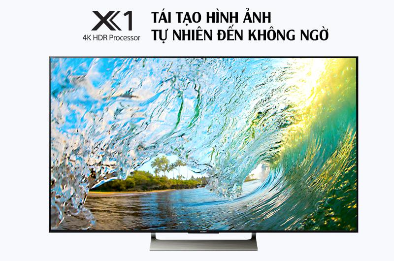 Tích hợp công nghệ 4K HDR X1™