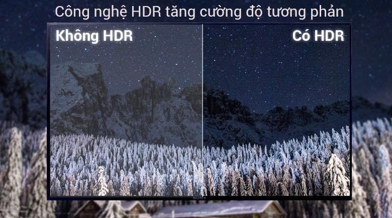 Ưu điểm của công nghệ HDR