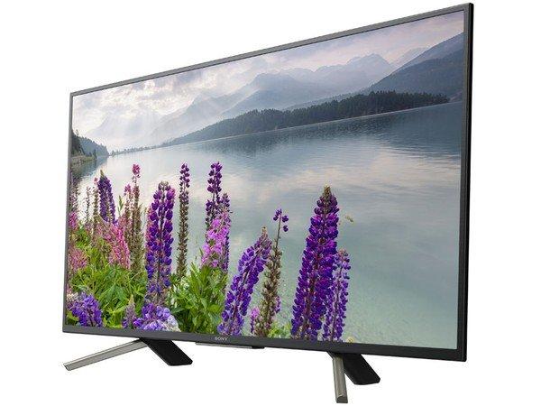 Hình ảnh của tivi Sony KDL-49W800F 49 inch theo góc phải