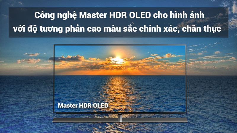 Công nghệ hình ảnh Master HDR OLED