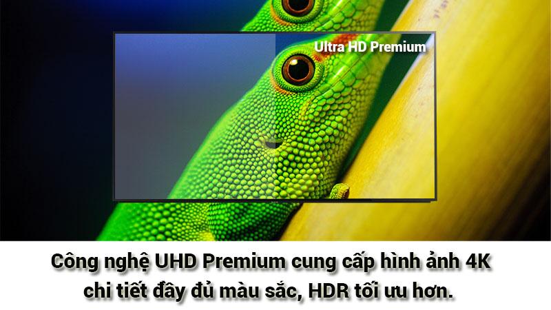 Công nghệ Ultra HD Premium