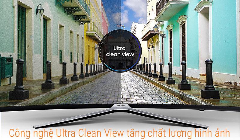 công nghệ Ultra clean view