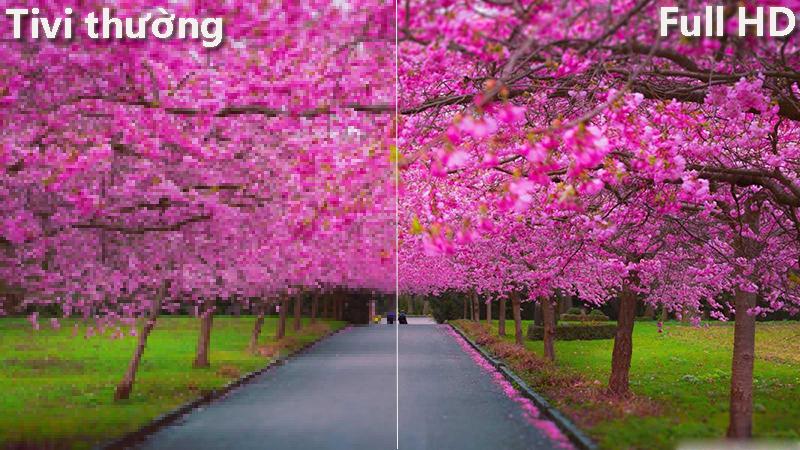 Tổng quan thiết kế Smart Tivi Samsung 43 inch UA43N5500